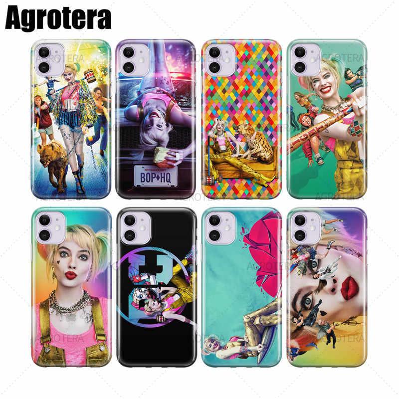 Agrotera Telefon Fällen Vögel von Beute Klar TPU Fall Abdeckung für iPhone 6 6s 7 8 Plus X XS XR 11 Pro Max