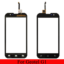 For Geotel G1 Front Glass Lens Mobile Phone Touch