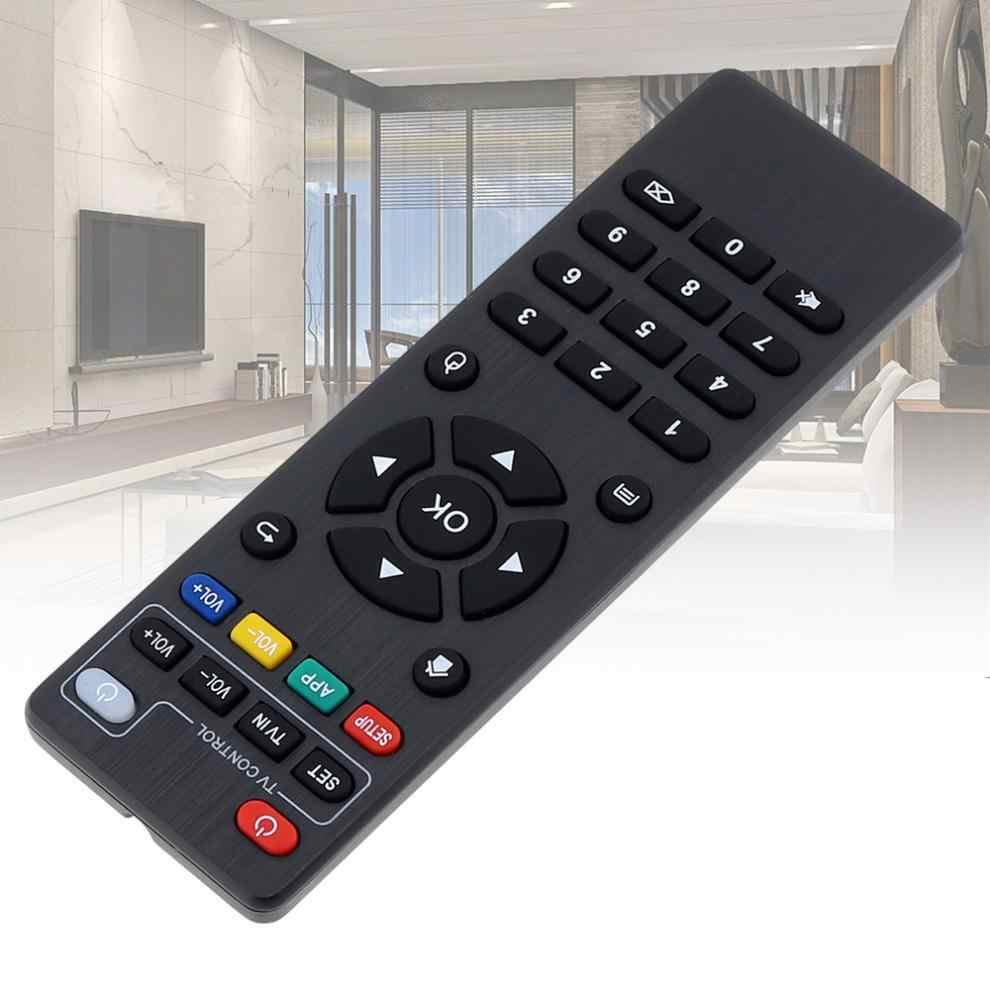 Universale IR di Ricambio di Controllo Remoto Supporto 2 x AAA Batterie per Android TV Box H96 Pro / V88 / MXQT95 / T95X / Mini