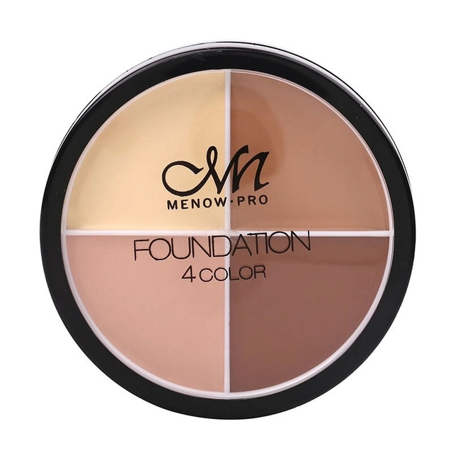 MENOW 4 colors Concealer Stick Foundation Makeup Full Coverage Contour Face Concealer Cream Base Primer Moisturizer Drop ship 1