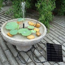 Solar Fountain Water Pump Waterfalls Power Outdoor Garden Pond Rockery Landscape Decoration For Bird Bath Garden Decor outdoor solar powered bird bath water fountain pump for pool garden aquarium pump kit for bird bath garden pond 1set