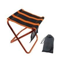 Cadeira Dobrável Ultraleve Superhard Alta Carga de viagem de Acampamento Ao Ar Livre Cadeira de Praia Portátil Caminhadas Picnic Ferramentas de Pesca Assento Da Cadeira
