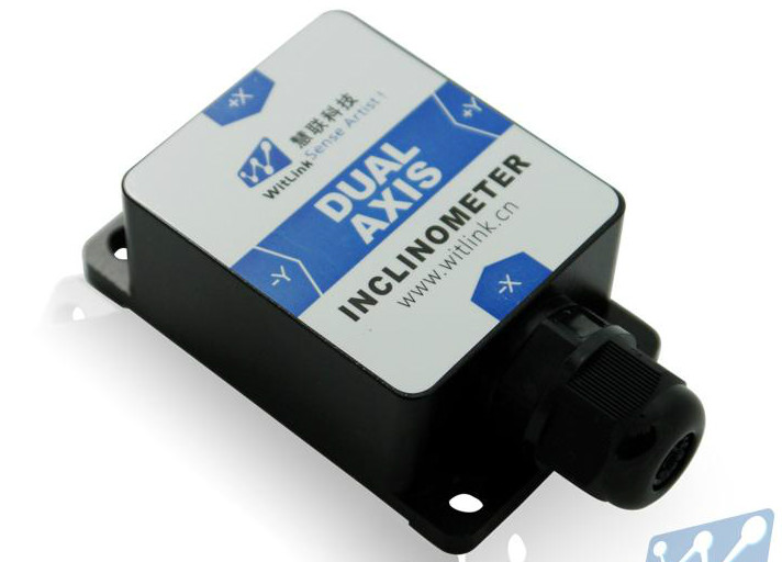 ACC345 Three - Axis Digital Acceleration Sensor Vibration Sensor