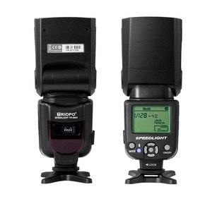 Image 4 - Triopo disparador de Flash inalámbrico TR 950 II para cámara Nikon Canon 650D 550D 450D 1100D 60D 7D 5D, Flash Light Speedlite + G1 2,4G
