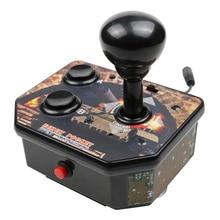عصا التحكم أركيد غمبد لعبة فيديو وحدة التحكم المصغرة الرجعية المحمولة الكلاسيكية لعبة وحدة التحكم المحمولة لاعب مع 180 ألعاب