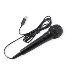 1PC USB Wired Microphone High performance karaoke Microphone For Switch PS4 for-WiiU PC For All Music Games(China)