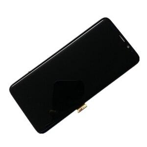 Image 2 - Recambio AMOLED ORIGINAL para SAMSUNG Galaxy S9 PLUS, digitalizador de pantalla táctil LCD sin marco, G965