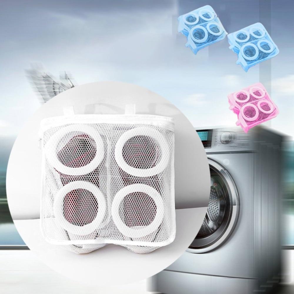 Portable Laundry Washing Bag Shoes Organizer Bag For Shoe Mesh Laundry Shoes Bag Dry Shoe Home Organizer Laundry Bag