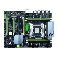 X79T LGA 2011 CPU Computer Mainboard DDR3 Desktop PC Motherboard with 4 Channel Drop Shipping