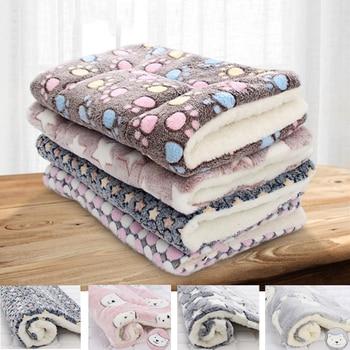 Dog Soft Wool Mat Blanket  3