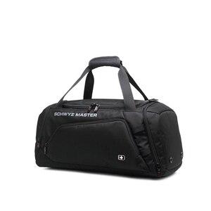Image 5 - Швейцарская сумка для мужчин, дорожная сумка для багажа, сумка Оксфорд, дорожная сумка, водонепроницаемая сумка для выходных, Большая вместительная сумка на плечо для мужчин