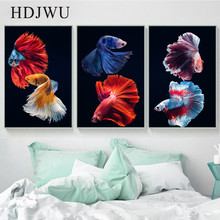 Nordic Canvas Painting Wall Picture Art Home Abstract Printing Posters for Living Room Decor DJ414