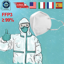 60 Pcs Medical Protection KN95 Mask FFP3 Face Masks 99% Sanitary Safety Anti Pollution Coronavirus Virus better than KF94 FFP2