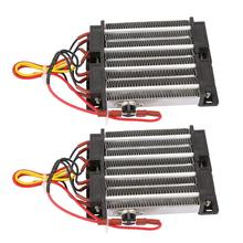 Ceramic heating element isolated from ptc air heater ptc 110 v/220 v 1000 w
