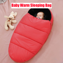 2020 Baby Warm Sleeping Bag New Product Baby Stroller Sleeping Bag Dual-purpose Blanket For Baby Outing  Thicken And Warm Bag