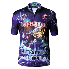 Luya fishing clothing sun protection male ice silk large size outdoor summer mosquito fast dry