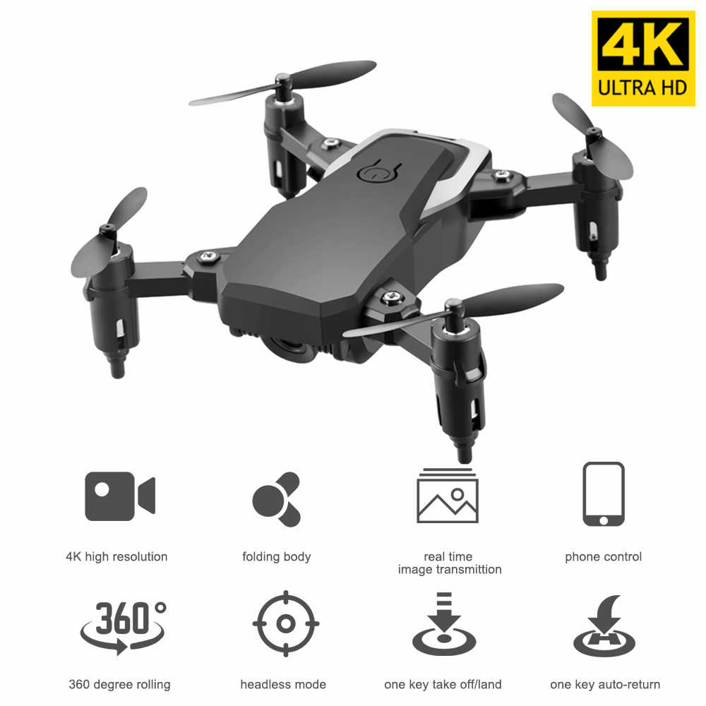 Mini RC Drone Indoor flying Drone 2.4G 360 Degree Rollover Speed Switching Headless Mode RC Quadcopter for Kids Beginners