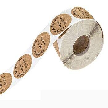 1000pcs 50*50mm Customize Personalised Name Sticker, Wedding Sticker Logo Eyelashes Sticker Cake Gift Party Decoration