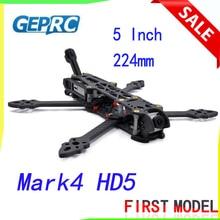 GEPRCกรอบ5นิ้ว224มม.Mark4 HD5 Freestyle QuadcopterกรอบดิจิตอลระบบFPVสำหรับFPV Air W/เสาอากาศ