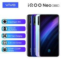 VIVO iQOO Neo 855 Smartphone 6GB 64GB Snapdragon 855 Octa Core 4500mAh 33W Dash Charging Celular Android Cell Phone 2