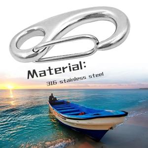 Image 1 - Crochet à ressort pour bateau