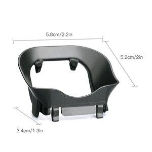 Image 3 - Lens Hood Anti Glare Gimbal Lens Cover Zonnescherm Beschermhoes Voor Geen Dode Hoek Dji Mavic Mini Accessoires