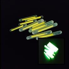 2/10/40 шт световой флуоресцентный светильник stick удочка для