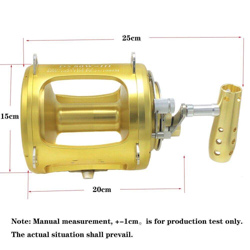 barco do mar profundo tambor lento jig 04