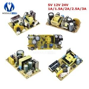 AC-DC 100V-240V to 5V 2A/2.5A 12V 1A/2A/3A 24V 1.5A Switch Power Supply Module Overvoltage Overcurrent Short Circuit Protection