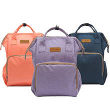 Fashion Mothers Bag Large Capacity For Diapers Women New Travel Baby Care Hight Quality Backpack Mum Top Selling