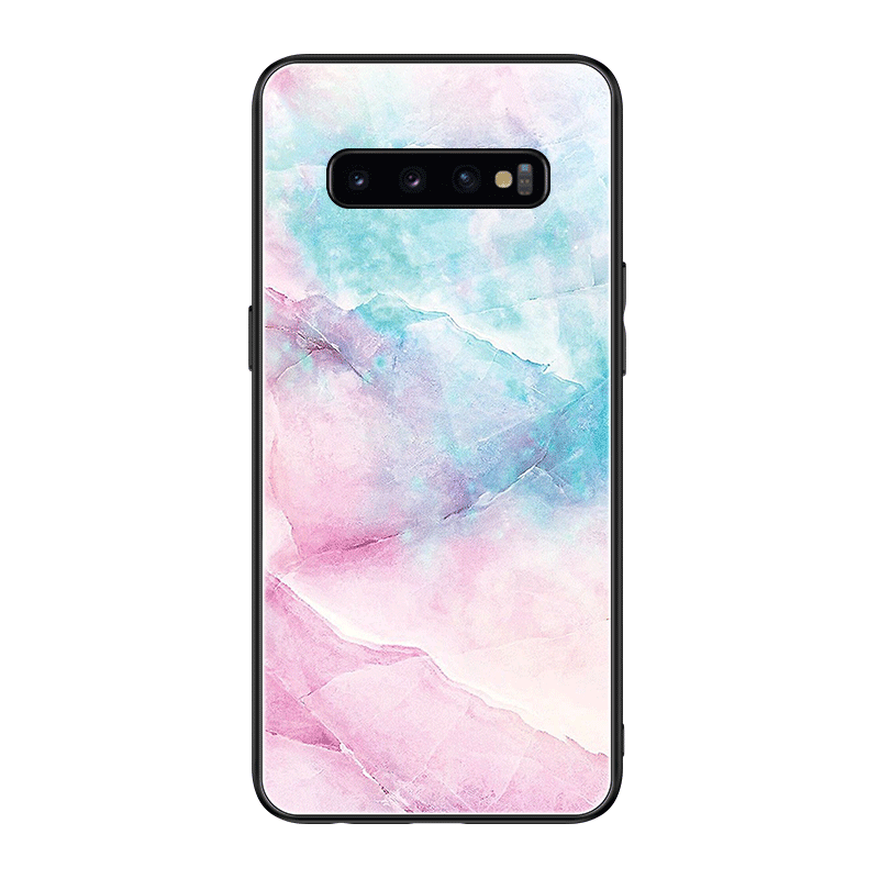Marble Tempered Glass Phone Case For Samsung Galaxy S8 S9 S10 S20 FE S21 Plus Note 20 Ultra 10 Plus A50 A70 A51 A71 Cover Case