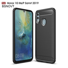 For Huawei P Smart 2019 Case TPU Silicone Shockproof Anti-knock Phone Cover