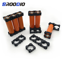 10PCS 18650 Lithium Battery Holder Storage Box Multi-Shape Clasp Can Spliced Boxing For