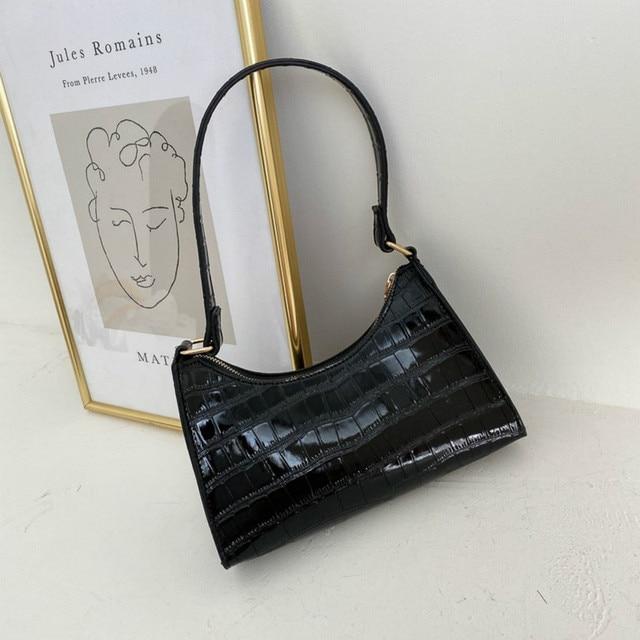Retro Casual Women's Totes Shoulder Bag  2