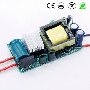 Image 1 - LED נהג 220V כדי 12V 24V אורות 6W 12W 24W 36W 60W 84W 100W 120W עבור LED ספק כוח 12V אור רובוטריקים עבור מעבד מאוורר