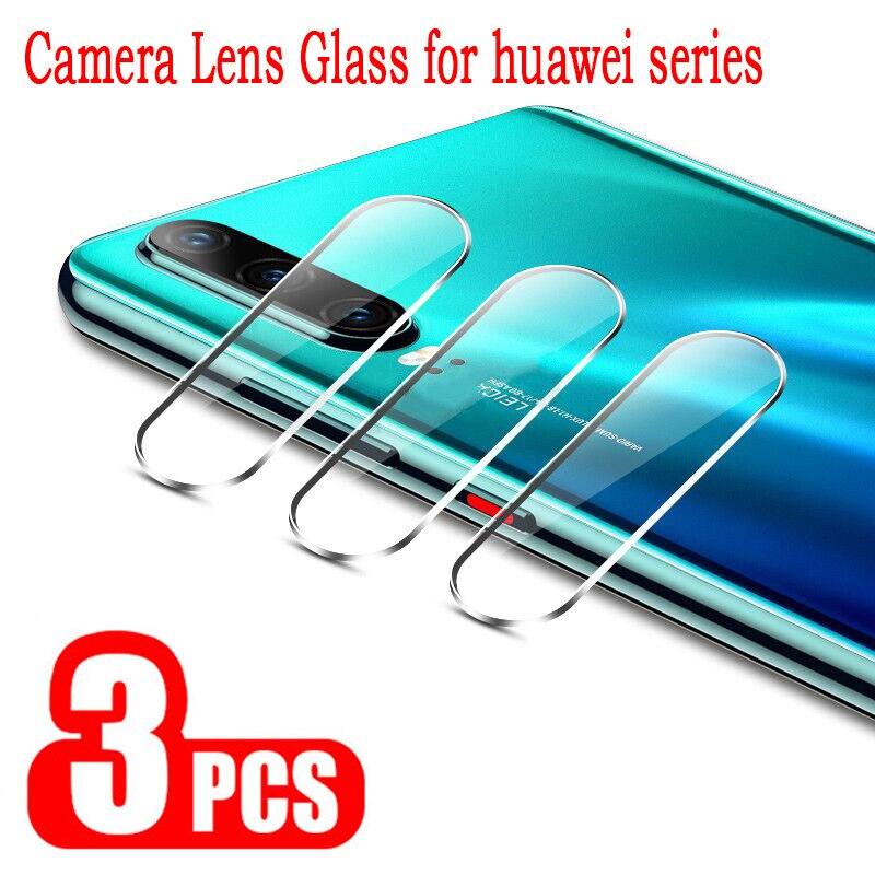 3 шт. стекло для камеры huawei p20 p30 p40 lite p20 p30 lite p40 pro lite E p smart plus 2019 закаленное защитное стекло для объектива