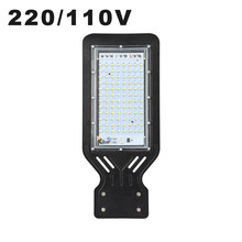 Luz LED de inundación para Calle, lámpara de pared impermeable IP65, para exteriores, iluminación de jardín y Plaza, AC220V, AC110V, 100W