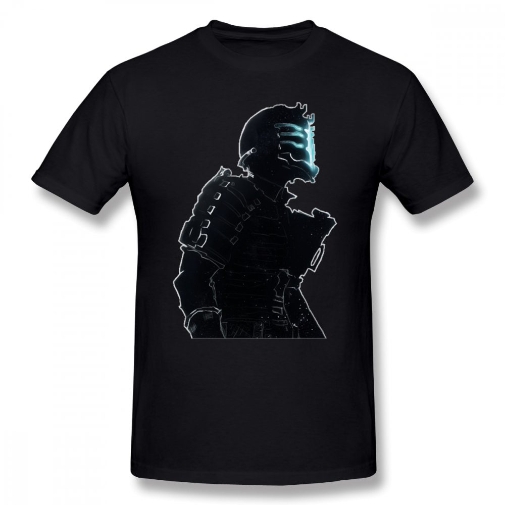 Dead Space T Shirt Dead Space T Shirt Cotton Short Sleeve Tee Shirt Graphic 4xl Male Awesome Casual Tshirt in T Shirts from Men 39 s Clothing