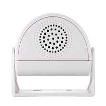 Wireless Doorbell Chime Alarm PIR Motion Sensor Infrared Detector Entry Security G6KA dc 4 5v wireless infrared doorbell alarm pir monitor sensor motion detector entry door bell security doorbell for shop entry hot