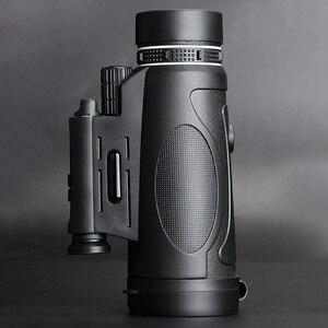 Image 5 - Télescope monoculaire professionnel, Vision nocturne, pour lobservation des oiseaux, accessoires dextérieur étanches, 12x50