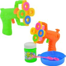 4 Hole Funny Magic Electric Automatic Bubble Blower Maker Ma