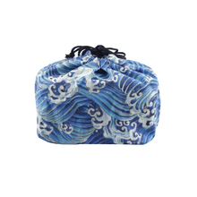 Bento-Pouch Lunch-Bag Picnic Cooler Insulated Office-Cloth Food-Storage Travel Japanese-Style