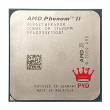 AMD Phenom II X4 960T 3.0 GHz Quad-core processeur d'unité centrale Socket AM3 938pin HD96ZTWFK4DGR