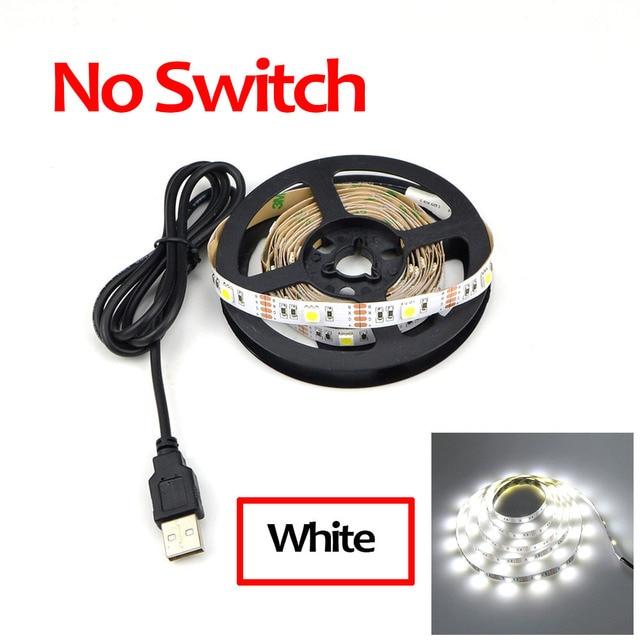 No Switch White
