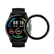 Мягкая защитная 3d-пленка с полным краем для смарт-часов Xiaomi Mi, цветная спортивная версия, защита экрана смарт-часов