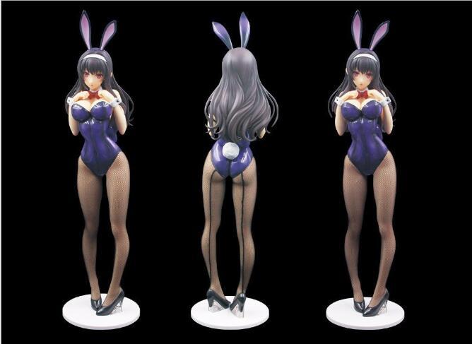 Saenai Heroine No Sodatekata Kasumigaoka Utaha Bunny Figure Detachable No Box