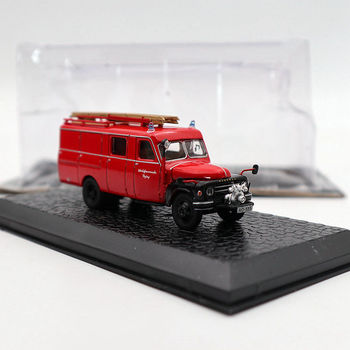 Atlas 1/72 LF 8 Hanomag AL 28 Fire Engine Diecast Models Toys Limited Collection Red mp4001 mp4001ds mp4001ds lf z soic 8