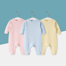 Baby Rompers Newborn Baby Clothes For Girls Boys Long Sleeve Cotton Ropa bebe Jumpsuit Baby Clothing Kids Outfits Pajamas 3-24M