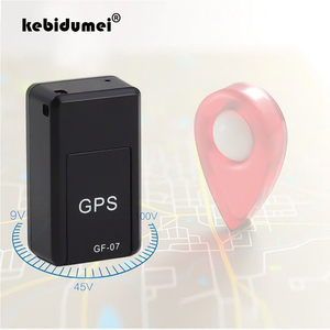 Mini LBS Tracker Car LBS Location Tracker Magnetic GPRS Tracking Device For Vehicle Pet Child Anti-Lost Voice Recording Device
