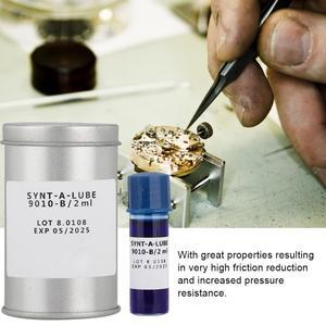 Image 2 - 2ml zestaw do naprawy zegarków zestaw do ruchu oleju zegarek do ruchu narzędzie do konserwacji smaru zestaw do naprawy zegarków akcesoria do naprawy zegarmistrza